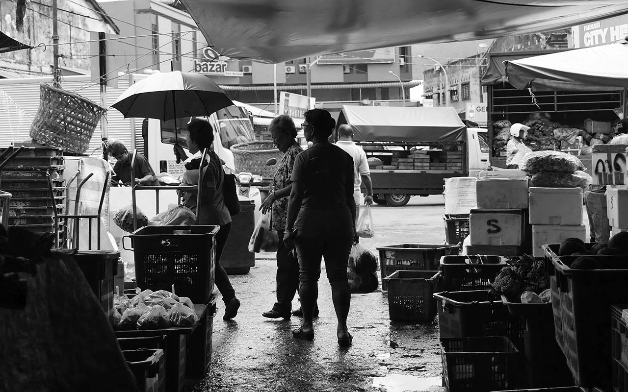 Wet Market Bukit Mertajam