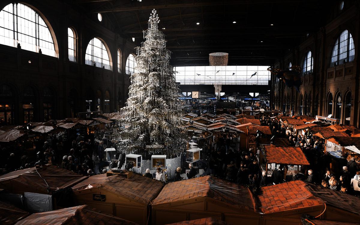 605 | Christmas in Zürich