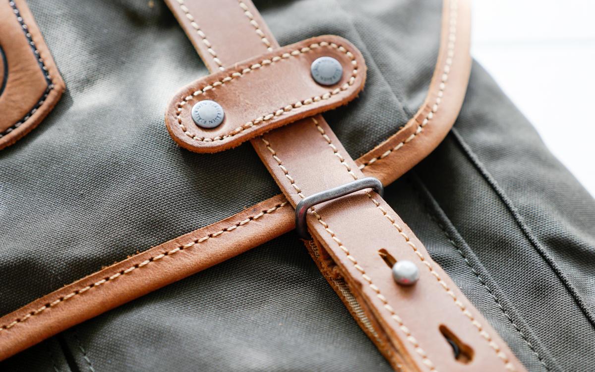 Fjällräven Rucksack No. 21 Small - Front buckle