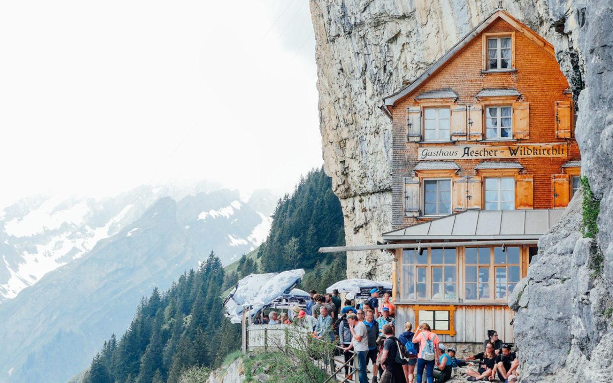 Seealpsee & Wildkirchli-Äscher – Appenzell Innerrhoden, Switzerland