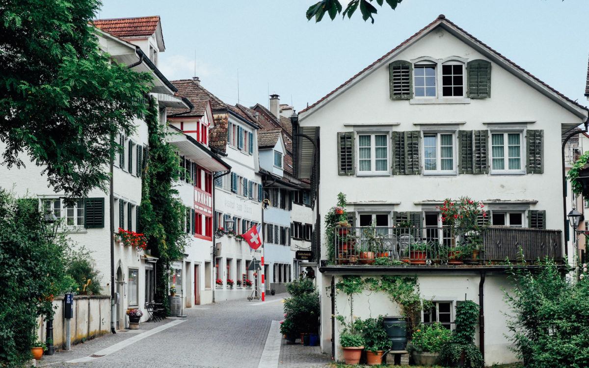 Cycling: Grüningen, Zürich – Switzerland