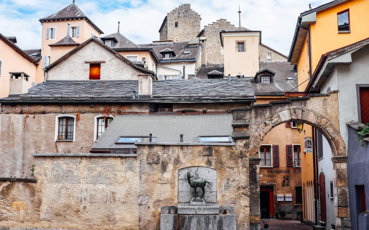 Sion, Valais – Switzerland