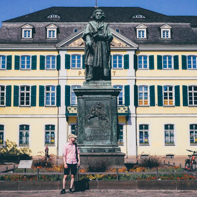 Beethoven Denkmal / Beethoven Monument