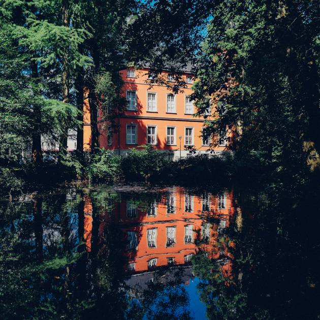 Burg Wissem Bilderbuchmuseum.