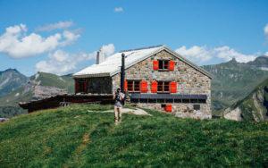 Martinsmadhütte SAC – Glarus Süd, Switzerland