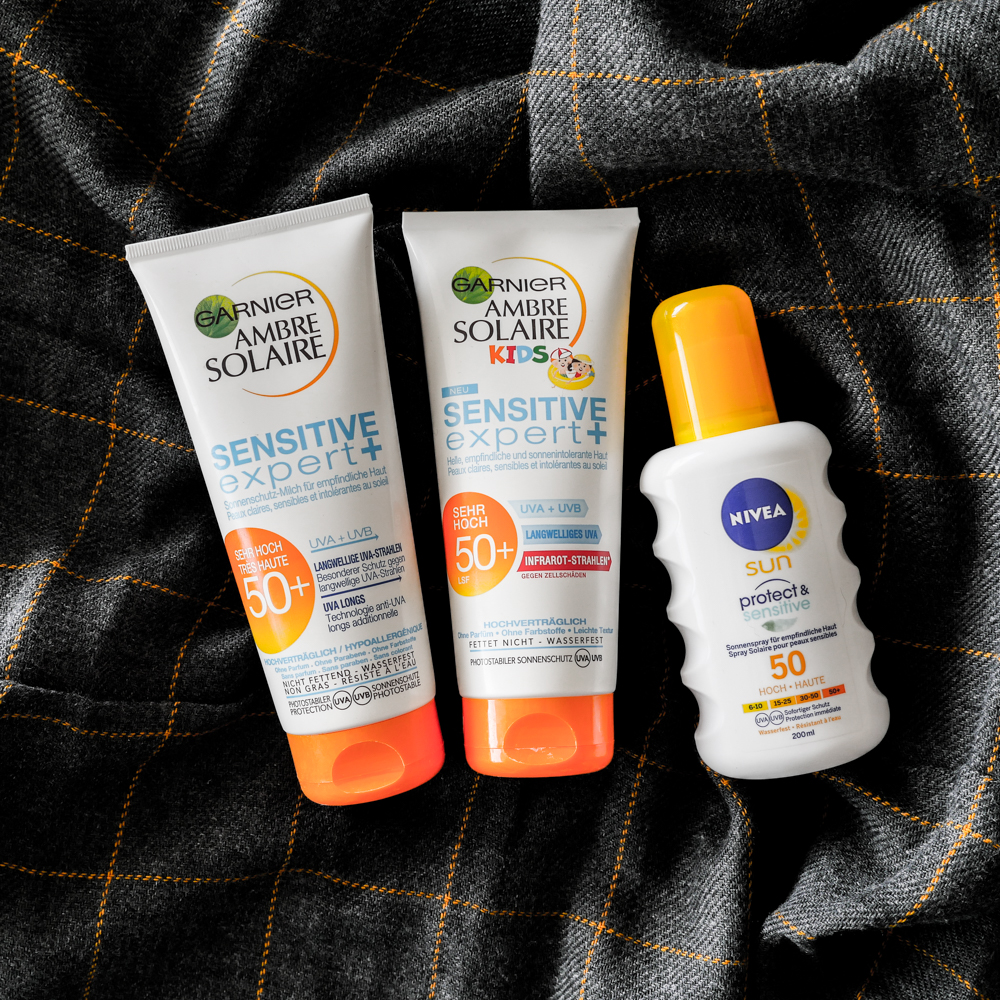 Sunscreen for our bodies.